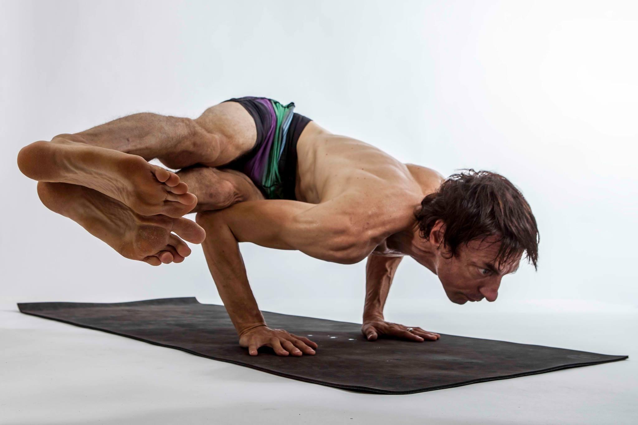 Do we need the beautiful Yoga photo?