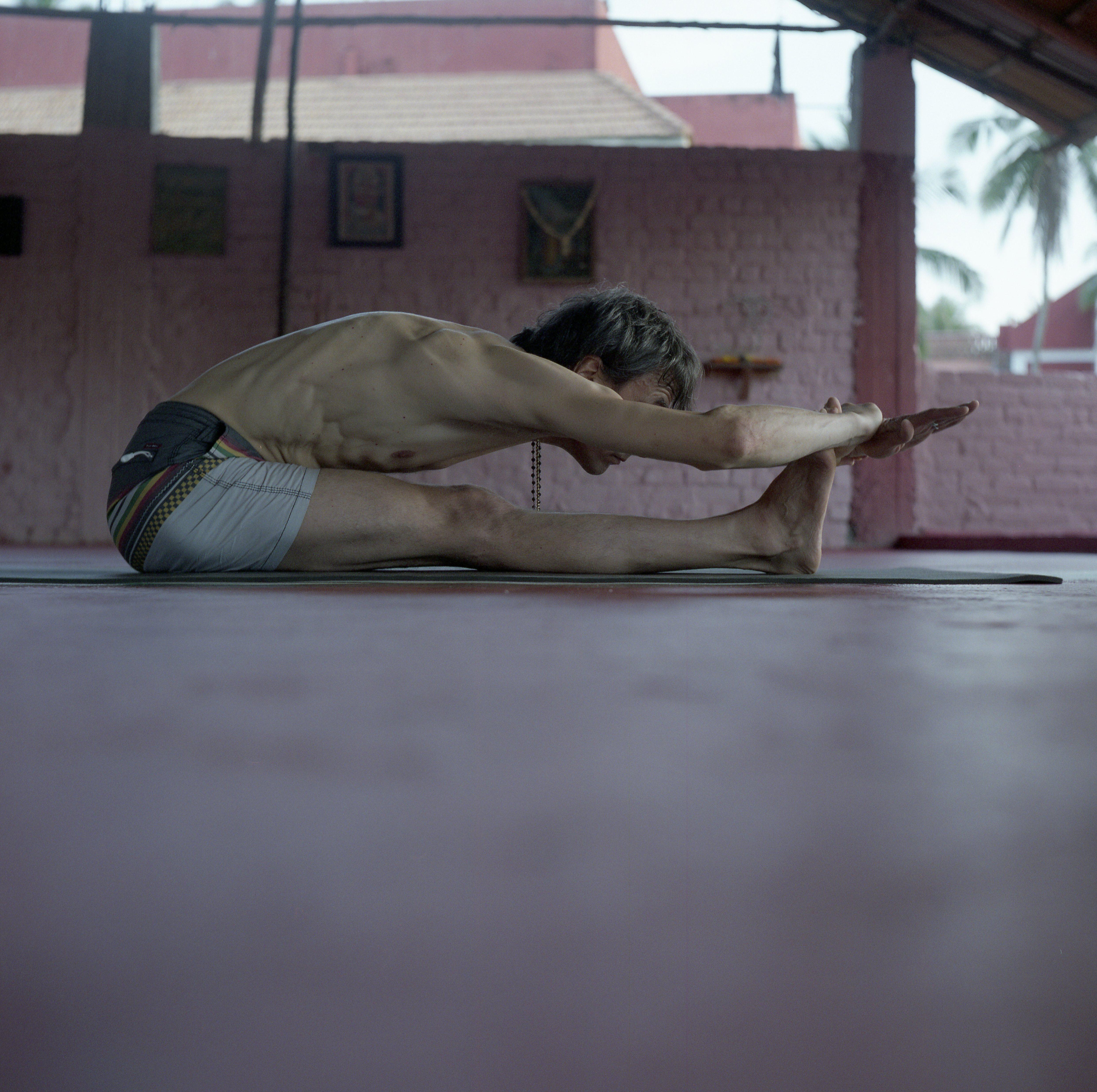Why do we do yoga?