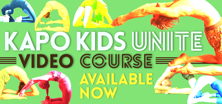 Kapo Kids Video Course