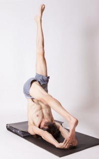 Dear David, I've fallen off the yoga wagon. Please help!