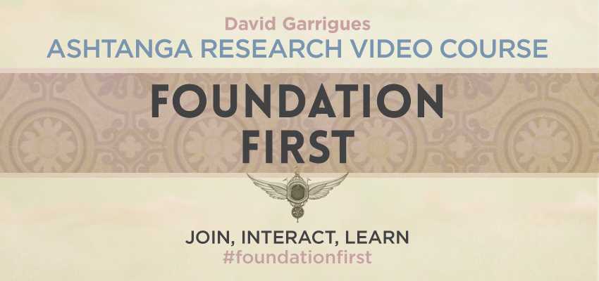 Foundation First Research Video Course