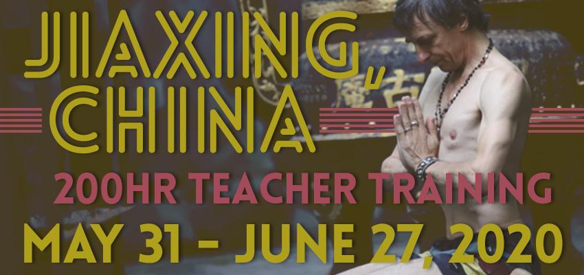 Teacher Training, China