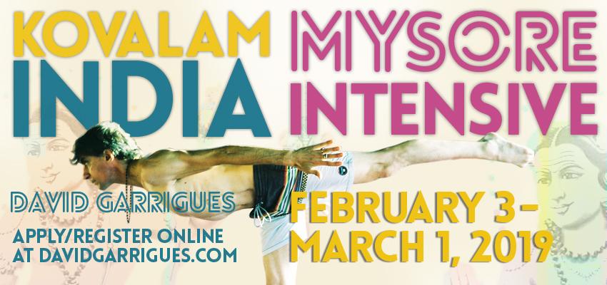 India Mysore Intensive