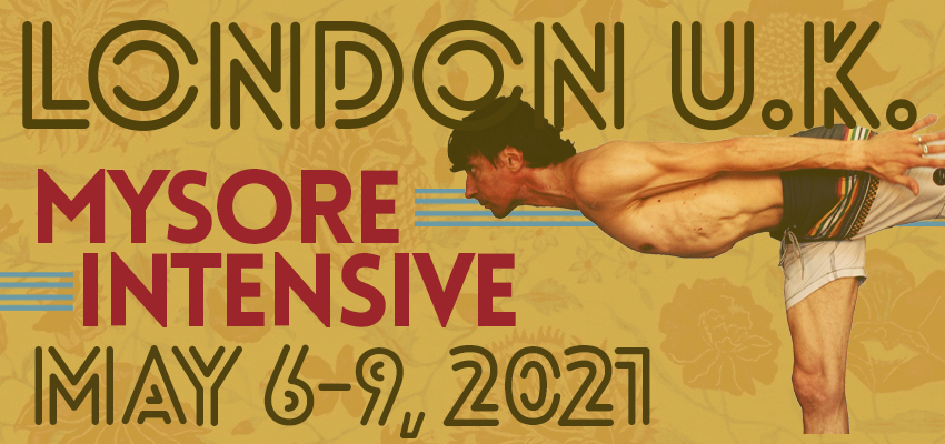 London Mysore Intensive