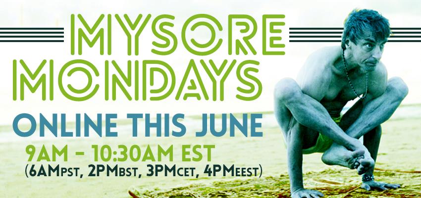 June Online Monday Mysore