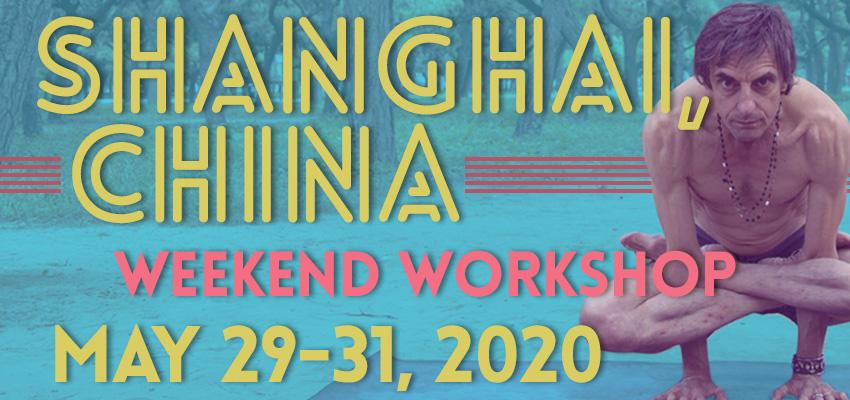 Shanghai, China 2020
