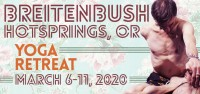 Breitenbush Hotsprings, Oregon