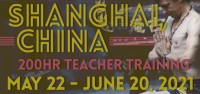 Teacher Training, China