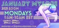 Monday Mysore January