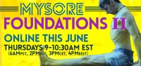 Online Mysore Foundations II