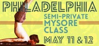 Philadelphia Semi Private May 11 and 12