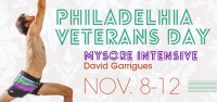 Philadelphia Veterans Day Mysore Intensive
