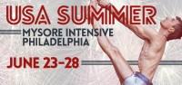 A.Y.S Summer Mysore Intensive - Philadelphia