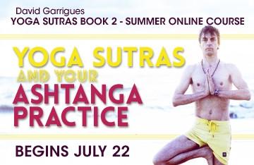 Yoga Sutras Summer Course Book 2