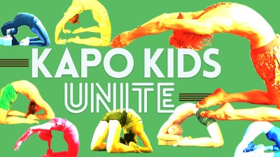 Kapo Kids Unite - Backbending