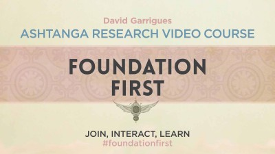 Foundation First