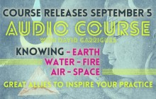 Audio Course: Knowing Earth, Water, Fire, Air and Space