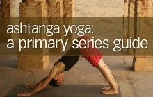 Ashtanga Yoga: A Primary Series Guide with David Garrigues (Beginner, Intermediate, Advanced - DVD)