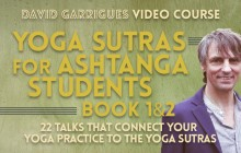 Yoga Sutras for Ashtanga Students