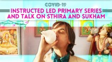 Covid 19 Instructed Led Primary Series and Philosophy Talk