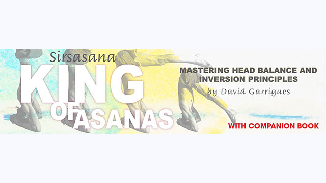 King of Asanas: A Master Course on Head Balance and Inversion Principles