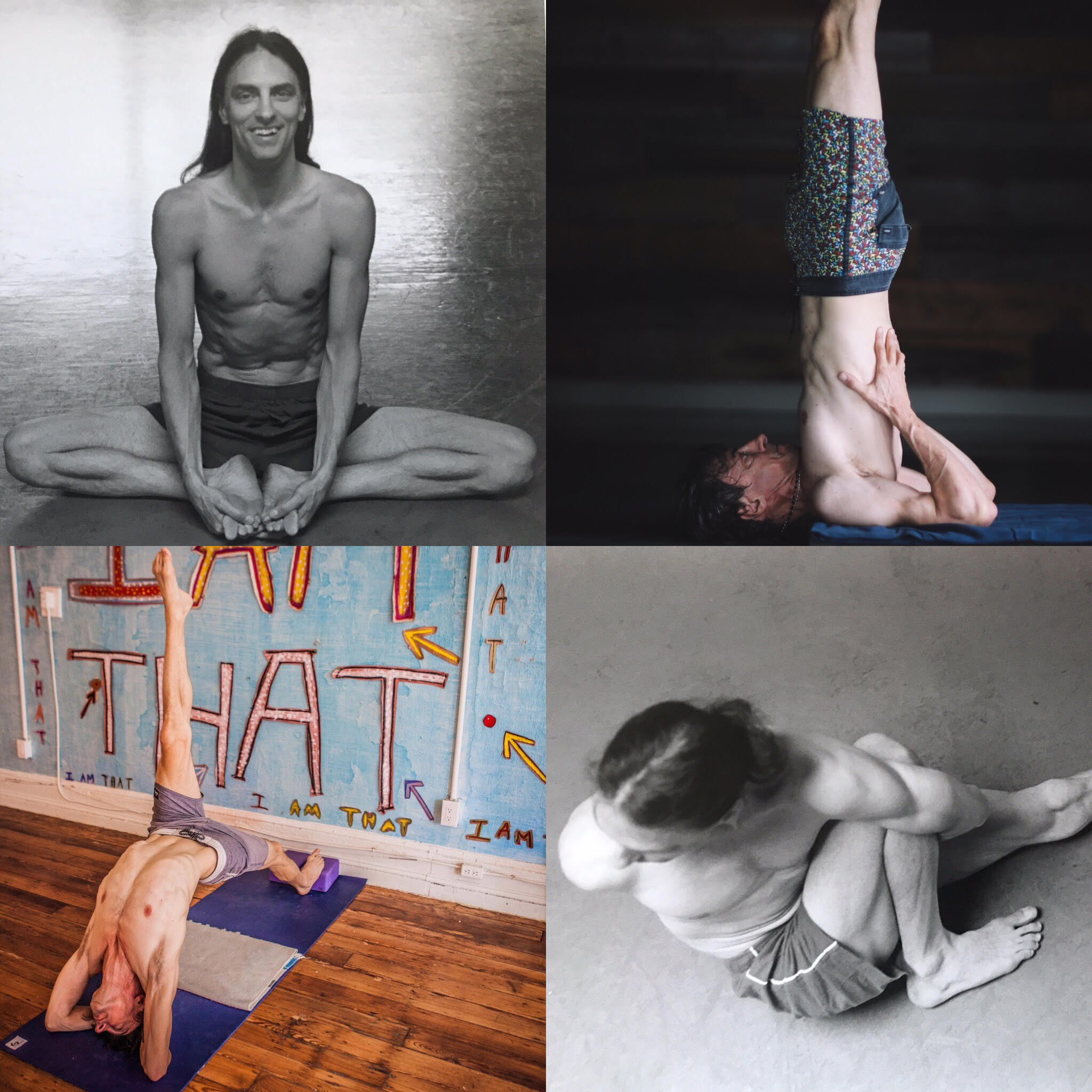 Ashtangis, the Great Lovers of Shape Making